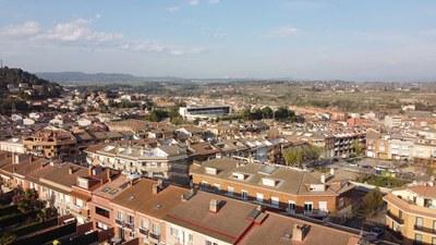 Estrena de la nova pàgina web de l'Ajuntament de Sant Joan de Vilatorrada.