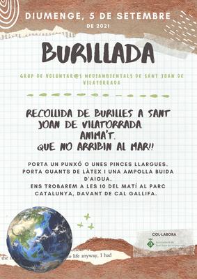 Cartell de la Burillada.