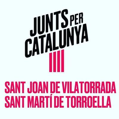 Logo de Junts per Catalunya Sant Joan de Vilatorrada