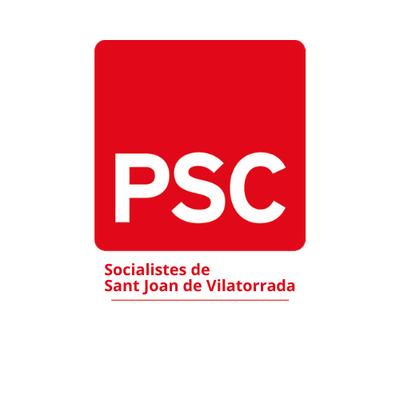 Logo Partit dels Socialistes de Catalunya – Candidatura de Progrés.