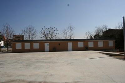 Casal de barri del sector Llobet.