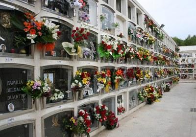 Cementiri municipal.