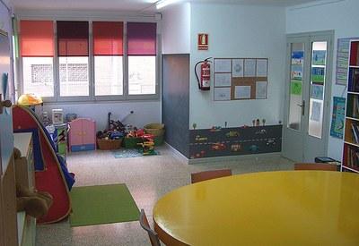 Centre obert 'La Cabanya'.