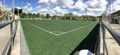 Camp de futbol Municipal de Sant Joan de Vilatorrada